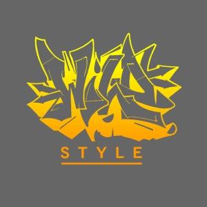 Wild Style Graffiti Design