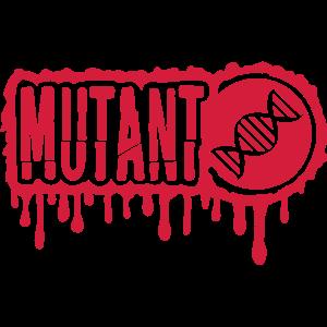 Mutant (Schriftzug)