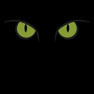 Miau - katzengesicht, Katzenaugen, Katzenliebhaber