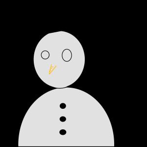 Snowman - Schneemann - Bonhomme de neige - Snow