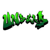 Undead Graffiti-Stil