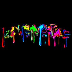 Farbe bunt, Paint, Color Graffiti, Comic, Spritzer