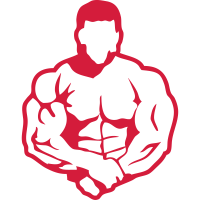 bodybuilding koerper fitness club logo 4_1