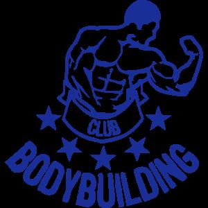 bodybuilding koerper fitnessclublogo