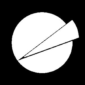 GEOMETRISCH - KREIS - PIECE OF MIND - WHITE