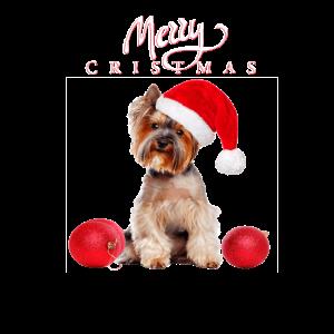 Hund Weihnachten Shirt Geschenk