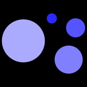 Farbkreise Violett