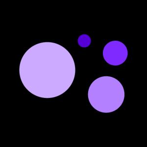 Farbkreise Violett Lila