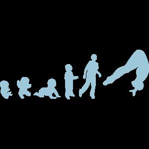 evolution tauchen menschlicher sport