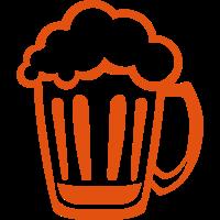 6115 alkohol bier schaum zeichnung 8