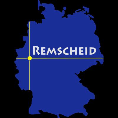 remscheid - Remscheid liegt im Bergischen Land in NRW. - Wupper,Remscheid,NRW,Lüttringhausen,Lennep,Bergisches Land