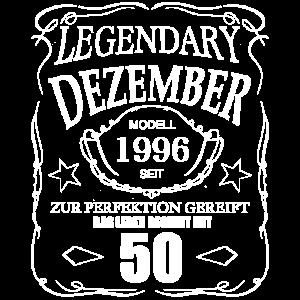 Legenden Wurden Im Dezember Geboren 50. 50 1969