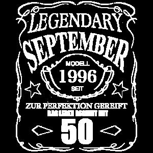 Legenden Wurden Im September Geboren 50. 50 1969
