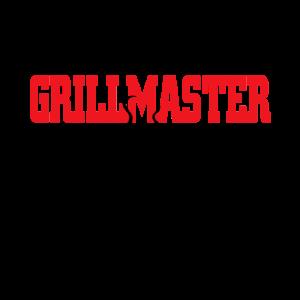Frau & Grillmaster Hinterhof BBQ