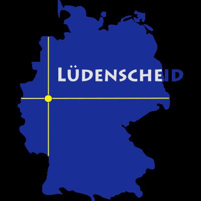 luedenscheid - Lüdenscheid im Märkischen Kreis in NRW. - Volme,Senke,Sauerland,Nordhelle,NRW,MK,Lüdenscheid,Lenne