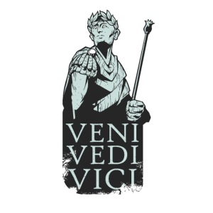 Julius Cäsar Veni vedi vici