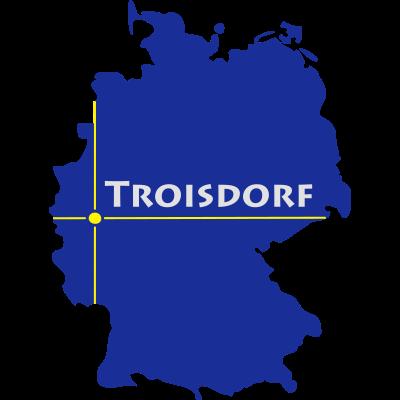 troisdorf - Troisdorf liegt im Rhein-Sieg-Kreis in Nordrhein- Westfalen. - Troisdorf,Spich,Sieglar,Rotter See,Oberlar,NRW,Müllekoven,Kriegsdorf,Friedrich-Wilhelms-Hütte,Eschmar,Bergheim,Altenrath