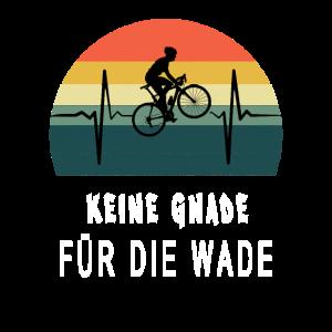 Sonnenuntergang Fahrradfahrer