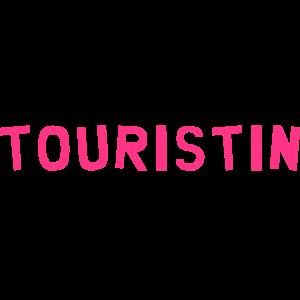 Tourist Touristin Urlaub Tourismus Reise Reisender
