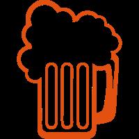 zeichnung bierschaum alkohol 6102