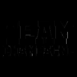 Team Champagne - Champagner - Sekt - Trinken