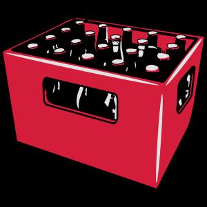 Bier trinken saufen kasten