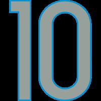 Nummern, Zahlen, 10, Pelibol ™