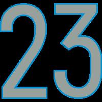 Nummern, Zahlen, 23, Pelibol ™