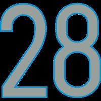Nummern, Zahlen, 28, Pelibol ™
