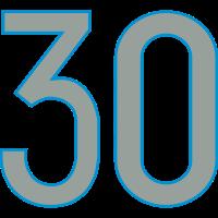Nummern, Zahlen, 30, Pelibol ™