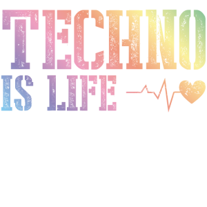 techno ist leben