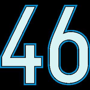 46, Sechsundvierzig, Forty Six, Pelibol ™