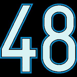 48, Achtundvierzig, Forty Eight, Pelibol ™