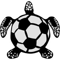 fussball logo schildkroete haustier