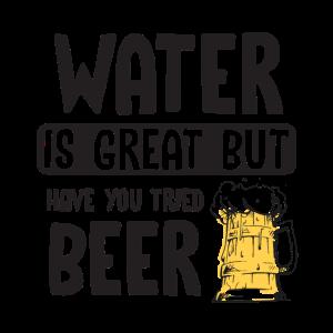 witziges T Shirt Beer