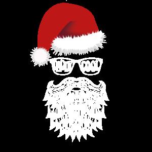 Papa Vater Weihnachtsmann