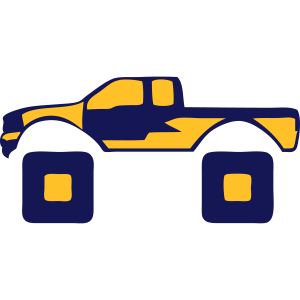 monster truck quadrat rad_1