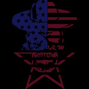 amerikanische flagge schaedel kopf 8_1_9_