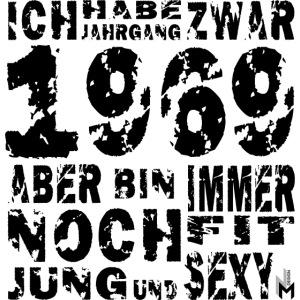 Sexy Jahrgang 1969