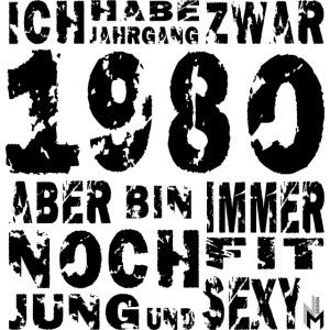 Sexy Jahrgang 1980