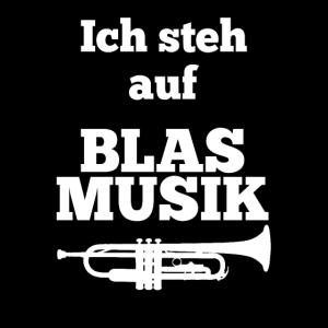 Blasmusik - Wer steht nicht auf Blasmusik Kostüm
