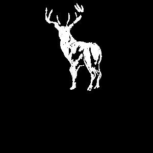 Jäger Jagen Hirsch Wild Jagdkleidung