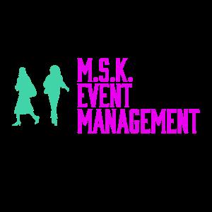 M.S.K. Event Management transparent