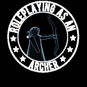 Rollenspiele als Bogenschütze
