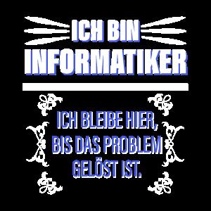 Ich Bin Informatiker