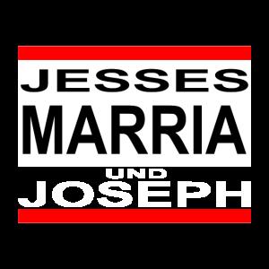 Jesses! Jesus - Maria - Joseph! Schwaben!