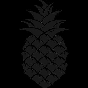 ananas pineaple icon logo
