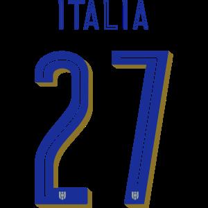 27 Italia Rückennummer, Pelibol ™