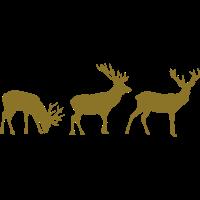animierte deer  1