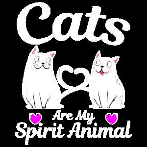 Cats Spirit Animal